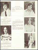 1977 Barnstable High School Yearbook Page 44 & 45