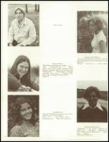 1977 Barnstable High School Yearbook Page 50 & 51
