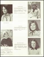 1977 Barnstable High School Yearbook Page 52 & 53