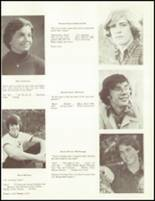 1977 Barnstable High School Yearbook Page 58 & 59