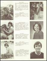 1977 Barnstable High School Yearbook Page 62 & 63
