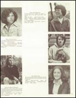 1977 Barnstable High School Yearbook Page 66 & 67