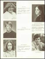 1977 Barnstable High School Yearbook Page 72 & 73