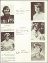 1977 Barnstable High School Yearbook Page 74 & 75