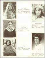 1977 Barnstable High School Yearbook Page 82 & 83
