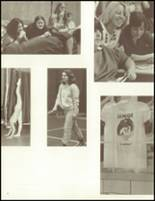 1977 Barnstable High School Yearbook Page 86 & 87