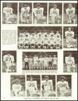 1977 Barnstable High School Yearbook Page 104 & 105