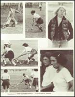 1977 Barnstable High School Yearbook Page 108 & 109