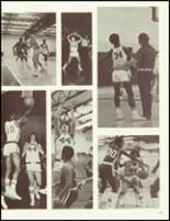 1977 Barnstable High School Yearbook Page 116 & 117