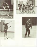 1977 Barnstable High School Yearbook Page 124 & 125