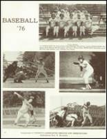 1977 Barnstable High School Yearbook Page 128 & 129