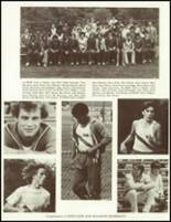 1977 Barnstable High School Yearbook Page 132 & 133