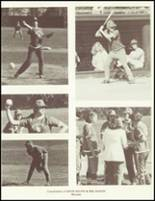 1977 Barnstable High School Yearbook Page 134 & 135