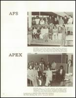 1977 Barnstable High School Yearbook Page 140 & 141