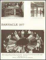 1977 Barnstable High School Yearbook Page 142 & 143