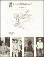 1977 Barnstable High School Yearbook Page 148 & 149