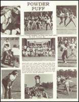 1977 Barnstable High School Yearbook Page 164 & 165