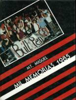 1985 Yearbook Mt. Miguel High School