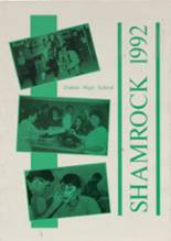 1992 Yearbook Dublin High School