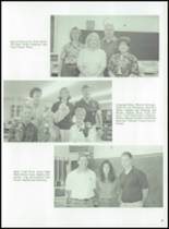 1998 Carey High School Yearbook Page 42 & 43