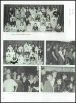 1998 Carey High School Yearbook Page 50 & 51