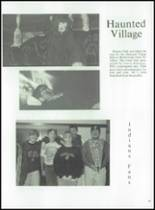 1998 Carey High School Yearbook Page 98 & 99