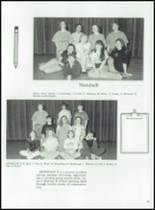 1998 Carey High School Yearbook Page 110 & 111