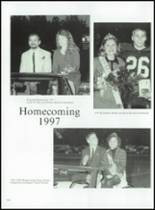 1998 Carey High School Yearbook Page 132 & 133