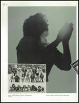1984 Dayton Christian High School Yearbook Page 12 & 13