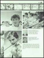 1984 Dayton Christian High School Yearbook Page 36 & 37