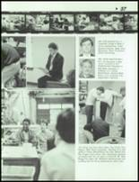 1984 Dayton Christian High School Yearbook Page 40 & 41