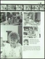 1984 Dayton Christian High School Yearbook Page 42 & 43
