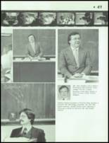 1984 Dayton Christian High School Yearbook Page 44 & 45