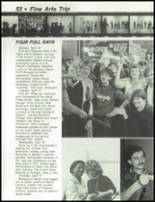 1984 Dayton Christian High School Yearbook Page 56 & 57