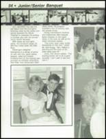1984 Dayton Christian High School Yearbook Page 58 & 59