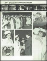 1984 Dayton Christian High School Yearbook Page 62 & 63