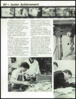 1984 Dayton Christian High School Yearbook Page 68 & 69