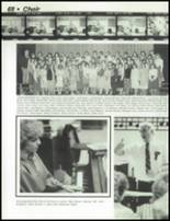 1984 Dayton Christian High School Yearbook Page 72 & 73