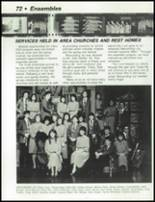 1984 Dayton Christian High School Yearbook Page 76 & 77
