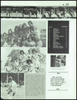1984 Dayton Christian High School Yearbook Page 80 & 81