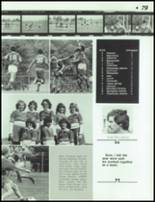 1984 Dayton Christian High School Yearbook Page 82 & 83