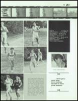 1984 Dayton Christian High School Yearbook Page 84 & 85