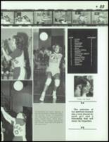 1984 Dayton Christian High School Yearbook Page 86 & 87