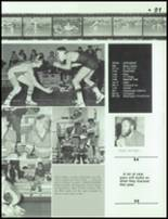 1984 Dayton Christian High School Yearbook Page 94 & 95