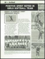 1984 Dayton Christian High School Yearbook Page 102 & 103