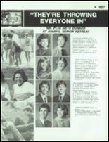 1984 Dayton Christian High School Yearbook Page 110 & 111