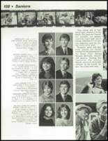 1984 Dayton Christian High School Yearbook Page 112 & 113