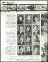 1984 Dayton Christian High School Yearbook Page 114 & 115