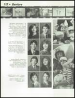 1984 Dayton Christian High School Yearbook Page 116 & 117
