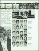 1984 Dayton Christian High School Yearbook Page 118 & 119